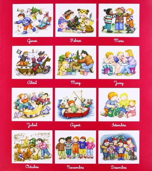Calendario Teo 2015